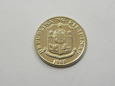 10 Sentimos Philippines 1968 - *polished* gift/ collect #6934