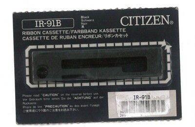 Ribbon Cassette Ir-91B Black Citizen