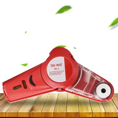 Drill Buddy Dust Collector Laser Level Office Wall Decor DIY Tool CordleMT