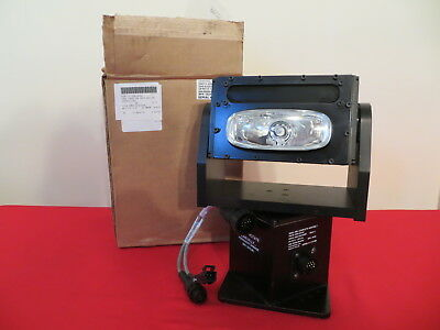 Ibis Tek HID & IR RC Searchlight and Cable, Military Surplus USA Made Spot light