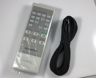 Olympus Endoscopy MAJ-898 OEP / UP Printer Remote Control With Cable Both NEW