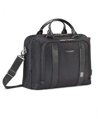 Travelpro Crew Executive Choice 2 Pilot Under-Seat Brief Bag, 16-in with USB...