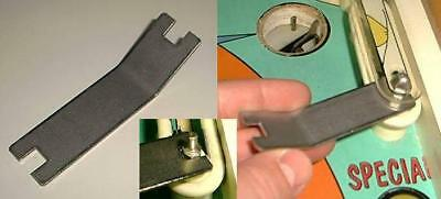 Pinball Post Head Tool - Helps Remove Playfield Plastics