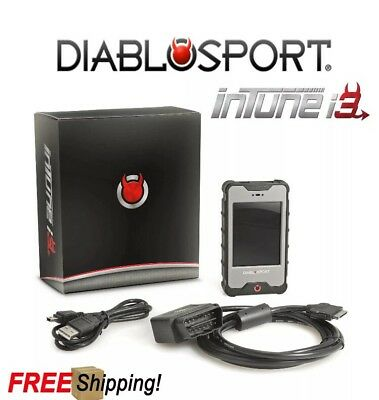 NEW Diablosport I3 8245 Performance Tuner 1999-2017 GM Vehicles Custom Tuneable