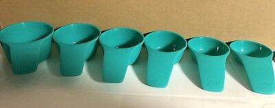 Tupperware Measuring Cups. Set Of 6