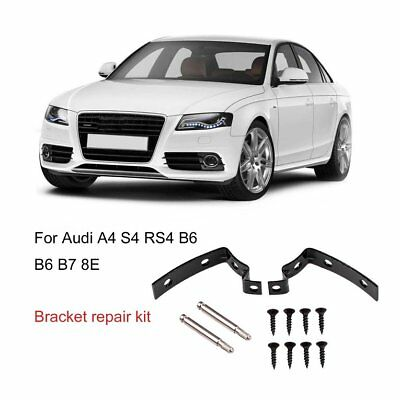Car Lid Hinge Bracket Glove Box Repair Kit for Audi A4 S4 RS4 B6 B7 8E 2002-2009