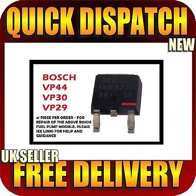 Bosch VP44 VP30 VP29 Injection pump repair Transistor IRLR2905 (Audi,BMW,Ford)