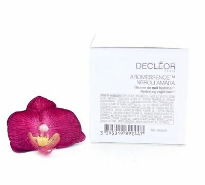 Decleor Aromessence Neroli Amara Hydrating Night Balm -Baume de Nuit 100ml Salon