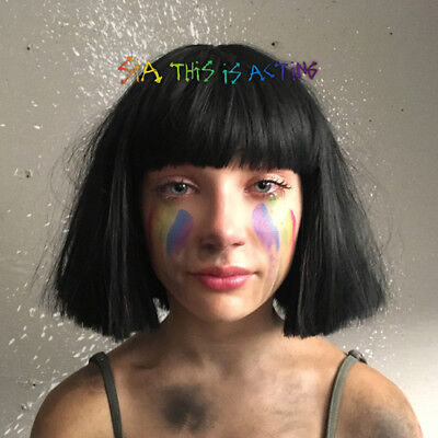 Sia : This Is Acting CD Deluxe  Album (2016) ***NEW*** FREE Shipping, Save £s