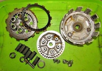 Suzuki GS 450 T GS450T Twin 1980-1982 Complete Engine Clutch