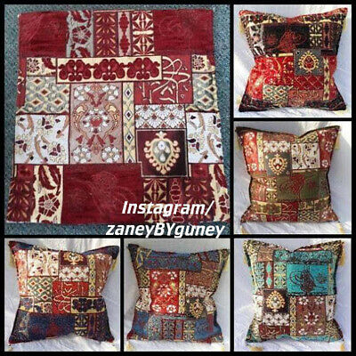 Turkish Cushion Covers Double Sided Various Sizes