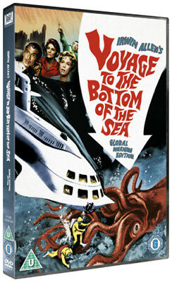 Voyage to the Bottom of the Sea DVD (2012) Walter Pidgeon, Allen (DIR) cert U