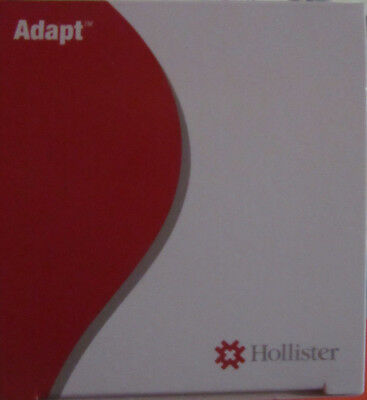 Hollister Adapt Barrier Rings 7805 Box of 10 Fresh Brand New In Box