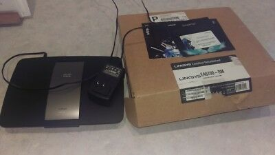 Linksys EA6700 AC1750 Dual Band 802.11AC Wireless Smart Router