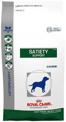 Royal Canin Veterinary Diet Complete Dry Dog Food Satiety Support 12kg