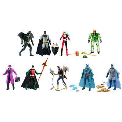 """DC Comics Batman Missions 6"""" Action Figure Choice of Figure NEW (One Supplied)"""