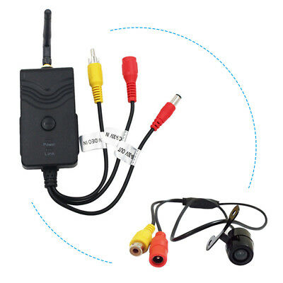 903W WiFi Wireless Car Transmitter Rear View Camera Reversing For iPhone Android