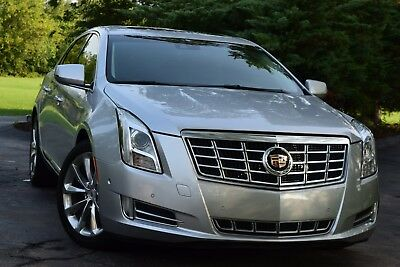 2014 Cadillac XTS LUXURY-EDITION/PANORAMIC/HTD&CLD SEATS/NAVIGATION 2014 Cadillac XTS Luxury Edition Sedan 4-Door 3.6L V6 / NO RESERVE!!!