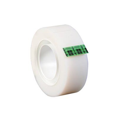 Scotch Magic Invisible Tape, Versatile, 3/4 x 1000 Inches, 2-Pack (810-2PK-TB)
