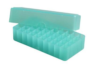 Camlab Plastics RTP/72051-G Storage Box, 50 Place, Polypropylene, Green