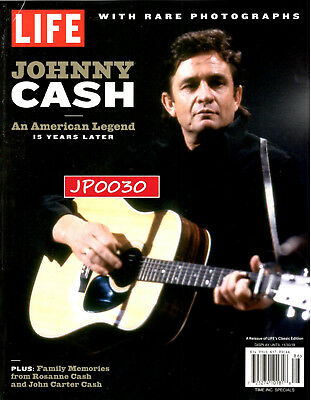 LIFE Special 2018, Johnny Cash, An American Legend, Brand New/Sealed, Reissue