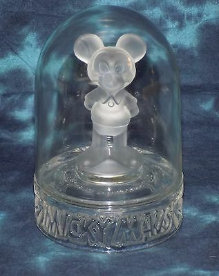 1985 WALT DISNEY Domed Mickey Mouse - Made in West Germany Retired & Very Rare!