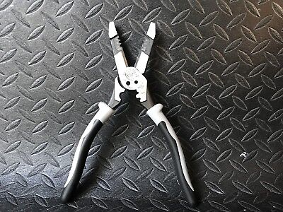 NEW Klein Tools Hybrid Pliers with Crimper # J2158CR ( no package) Free Shipping