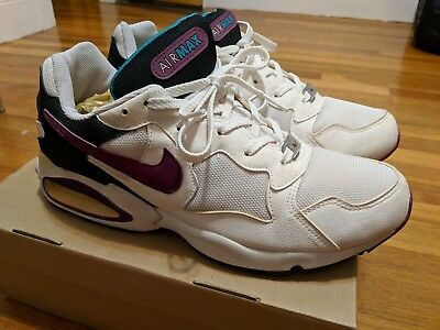 low priced d7fe0 a8e4b Nike Air Max Triax vintage OG 1994 runners trainers one 97 95 94 sz 13 rare