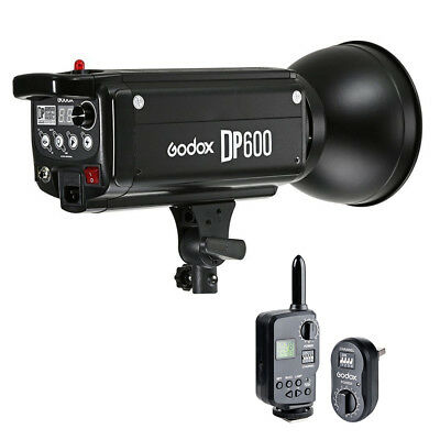 Godox DP600 DP-600 600W  Studio Strobe Flash Light Head w/ FT-16 Trigger 220V