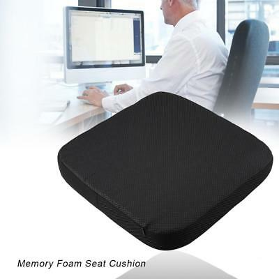 Soft Memory Foam Seat Cushion Rebound for Home Office Travel Car Seat Chair Sofa