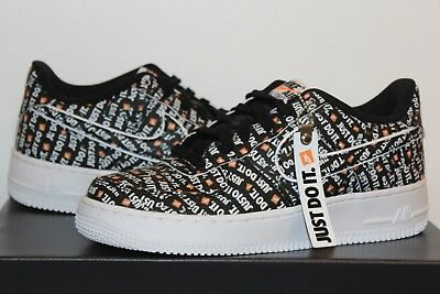 NIKE AIR FORCE 1 JDI just do it Premium AO3977 001 - EUR 150 df99455d6