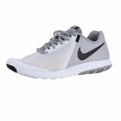 2c1385e56c0071 Nike Flex Experience RN 5 New Men s 844514 100 White Running Shoes Size 10