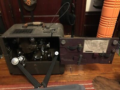 Rare Vintage 1950s Bell & Howell Filmosound 179 16mm Sound-on-Film Projector