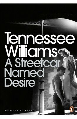 A Streetcar Named Desire by Tennessee Williams (Modern Classics)