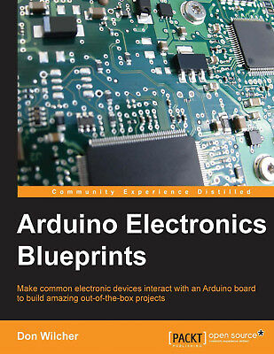 Arduino Electronics Blueprints PDF