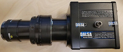 DALSA 6M3P CCD with Rodenstock APO-Rodagon-D 75MM Enlargment Lens