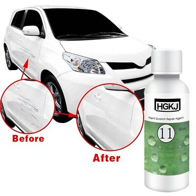 20/50ml Car Coating HGKJ-11 Scratch Repair Remover Agent Auto Care Polish Wax Nx
