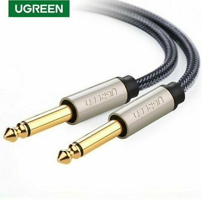 Ugreen 6.5mm Jack Audio Cable Male to Male Aux Cable 1m 2m 3m 5m for Guitar