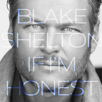 Blake Shelton : If I'm Honest CD (2016) Highly Rated eBay Seller, Great Prices