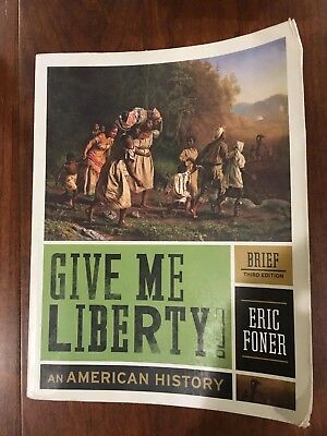give me liberty brief 3rd edition
