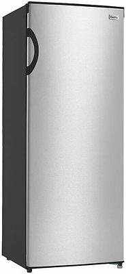 Esatto EUF172S Stainless Steel 172L Upright Freezer