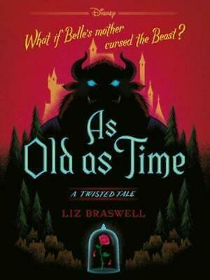 Twisted Tales 496 Disney: BEAUTY AND THE BEAST: As Old As Time (Paperback /