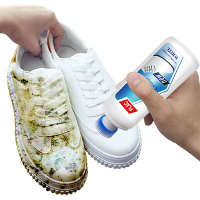 Casual Shoes White Shoe Cleaner Dry Cleaning Tool Whitening Magic Refreshed RH