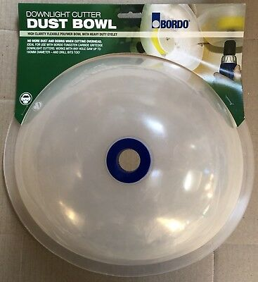 Bordo Holesaw Debris Dust Collector Bowl -Perfect For Downlight Cutting Hole Saw