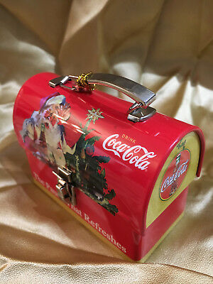 Coca Cola Lunchbox Tree Ornament