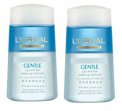 L'oreal Gentle Lip and Eyes Make-up Remover for Waterproof Make-up