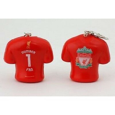 2 x Liverpool FC Stress Keyrings - Brand New - Ideal Gift