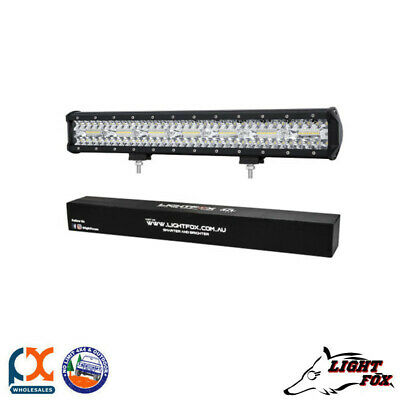 Lightfox Vision Series 20Inch Combo Beam Cree Led Work Light Bar