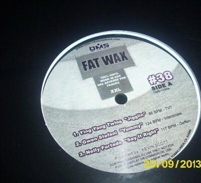 "Various - Fat Wax #38 Vinyl 12"" 0715239"