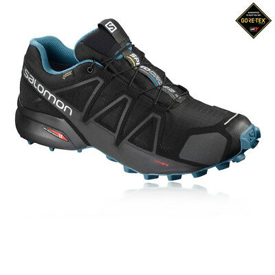 Salomon Mens Speedcross 4 Nocturne Gore-Tex Trail Running Sport Shoes Trainers